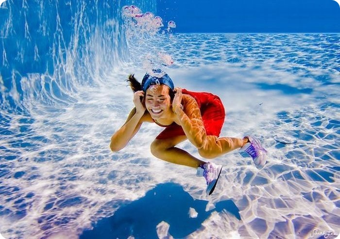 Райский отдых на Гавайях (21 Фото)