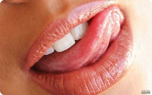 Фото женских сексуальных губ