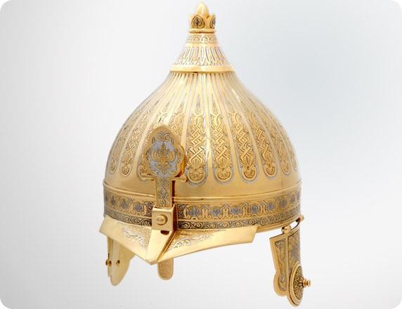 Из истории шлема