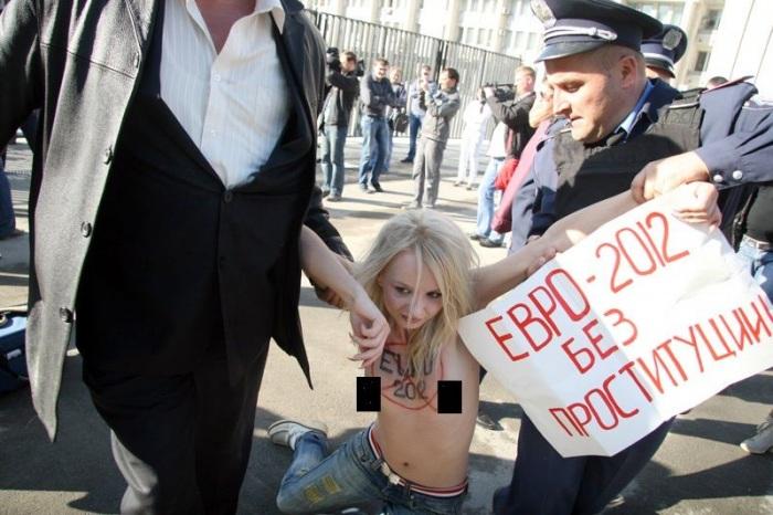 проститутка как украинские телеканалы