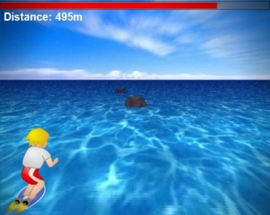 Серфинг 3D