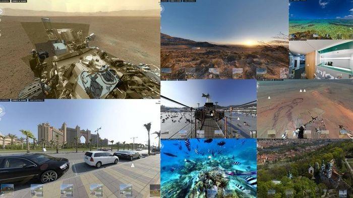 Популярные панорамы со всего света