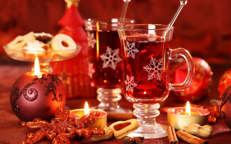 Рождественские напитки разных стран мира