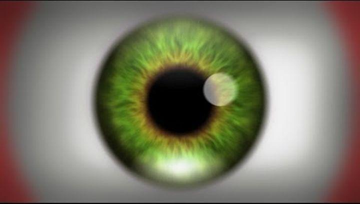 Видео, вызывающее краткосрочные галлюцинации