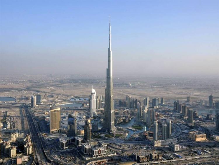 Поразительные сооружения ОАЭ