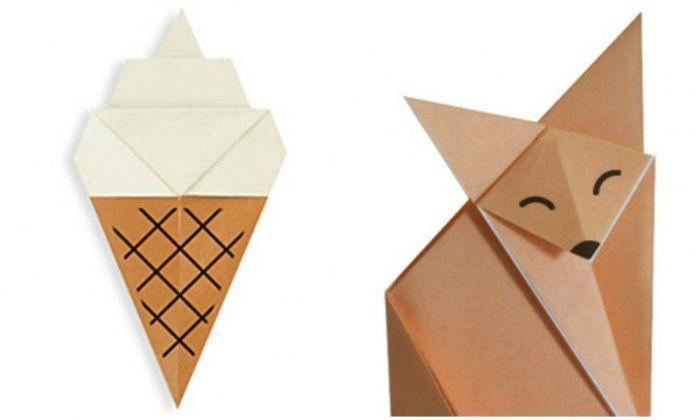 Как сделать оригами-дракона в