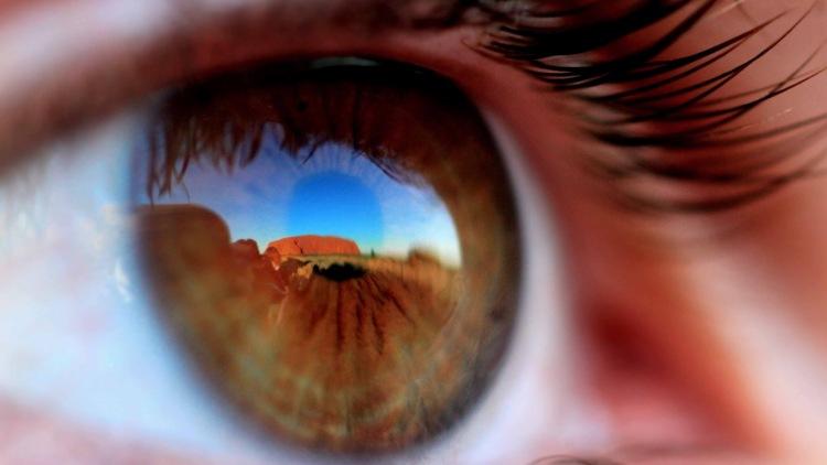 National Geographic об особенностях человеческого зрения
