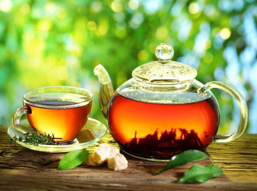 Целебные добавки к чаю