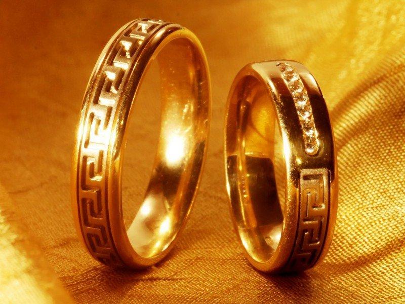Как делают золотые кольца
