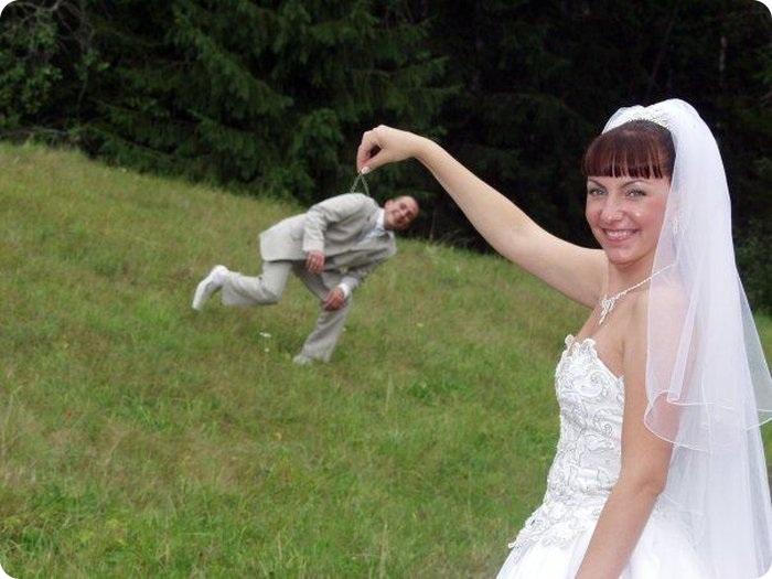 Фотографии для свадебного альбома (97 фото)