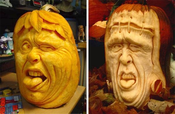 Картинки к хэллоуину страшные