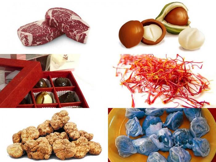 Интересные идеи блюд
