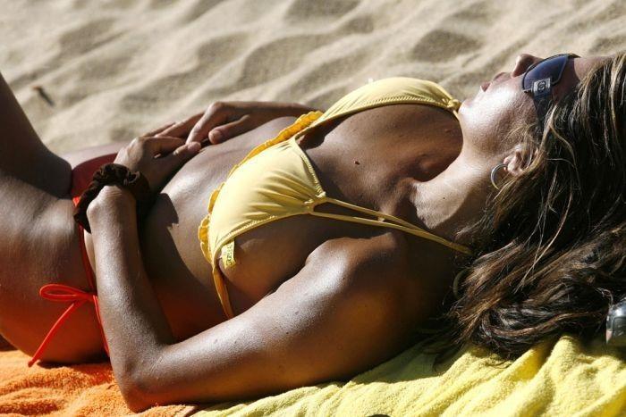 Жизнь на пляже